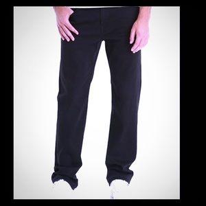 NWOT ZOO YORK Blackwashed Mens Jeans. Size: 30